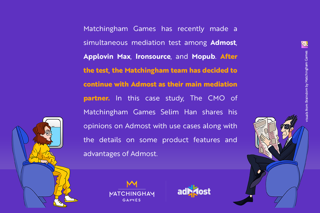 Matchingham Games Case Study